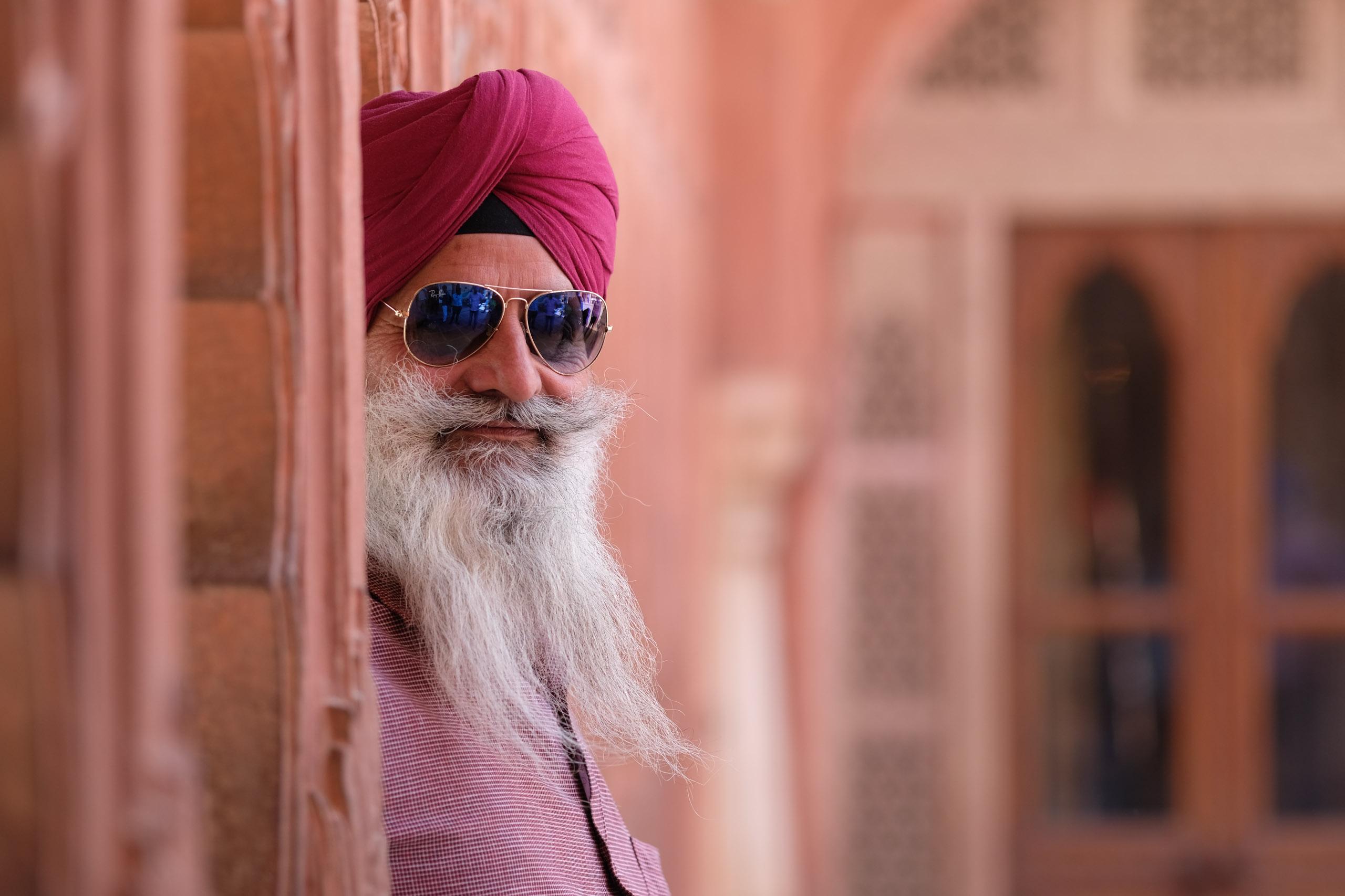Reisefotografien des Marburger Fotografen Jan Bosch aus der indischen Provinz Rajasthan, 2017. © Jan Bosch