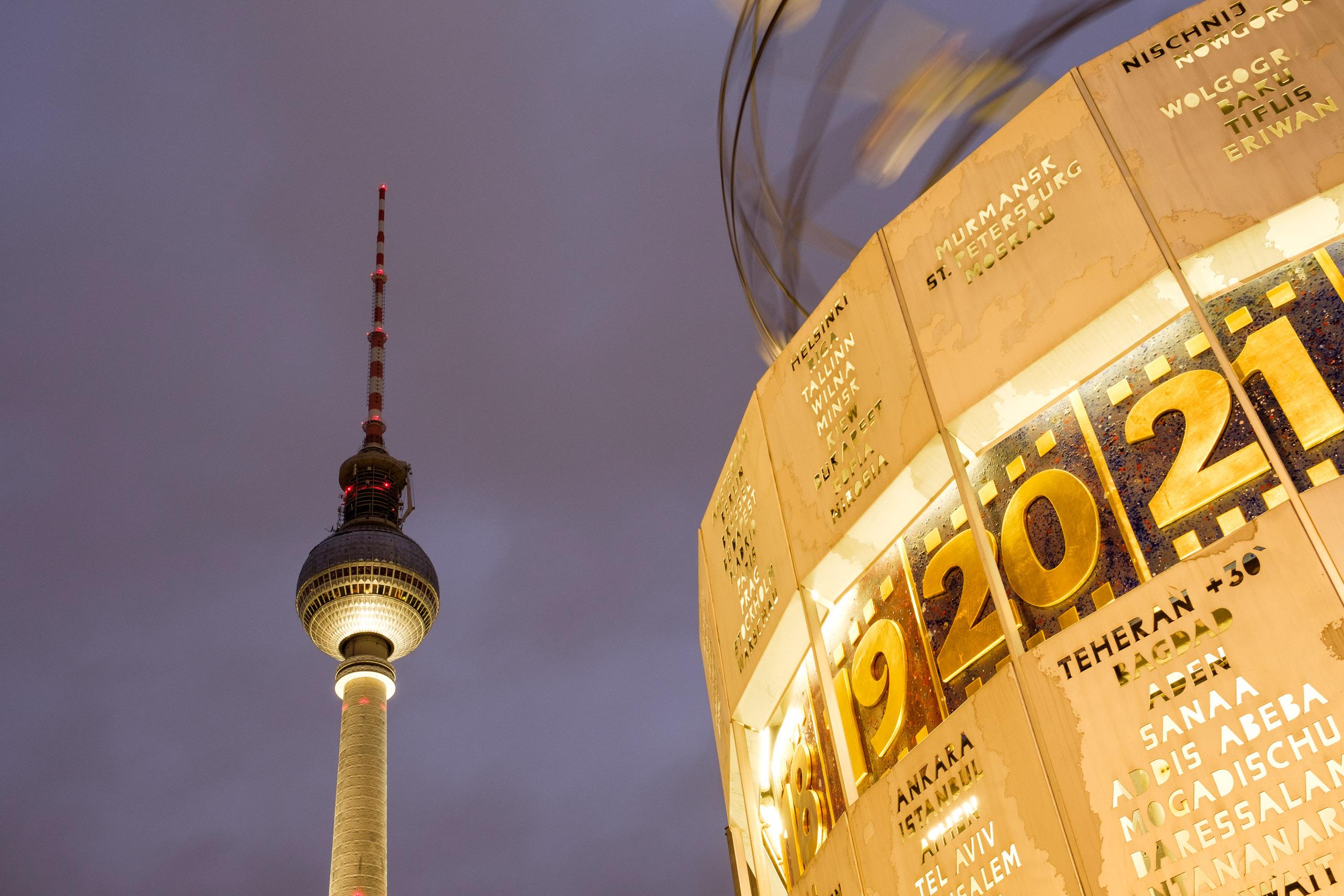 Alex, Berlin. © Jan Bosch